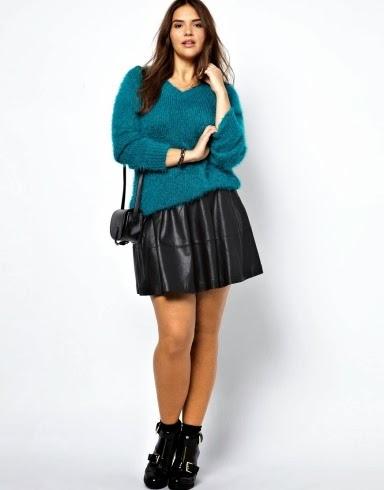 c2a148e01 Modelos de ropa que favorecen a las figuras con sobrepeso - Mujer Chic