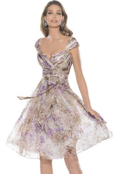 0b75b2f185 Vestidos cortos para las fiestas - Mujer Chic