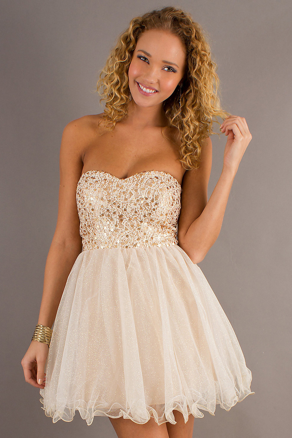 Mini Sweetheart Tulle Beading 2013 Ball Cocktail Dresses