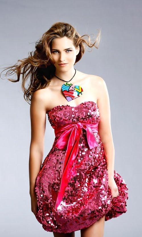 Vestidos-de-coctel-rosa