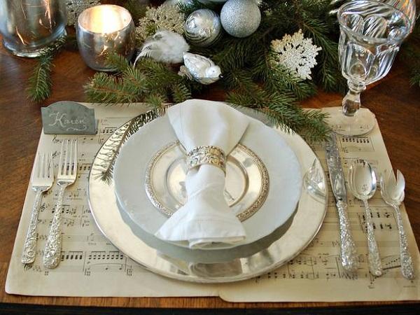 Cómo preparar una mesa de gala | Decoración