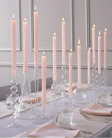 C 243 mo preparar una mesa de gala mujer chic