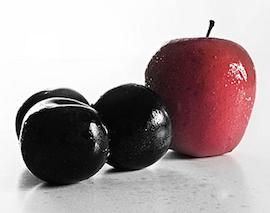 manzana-ciruela