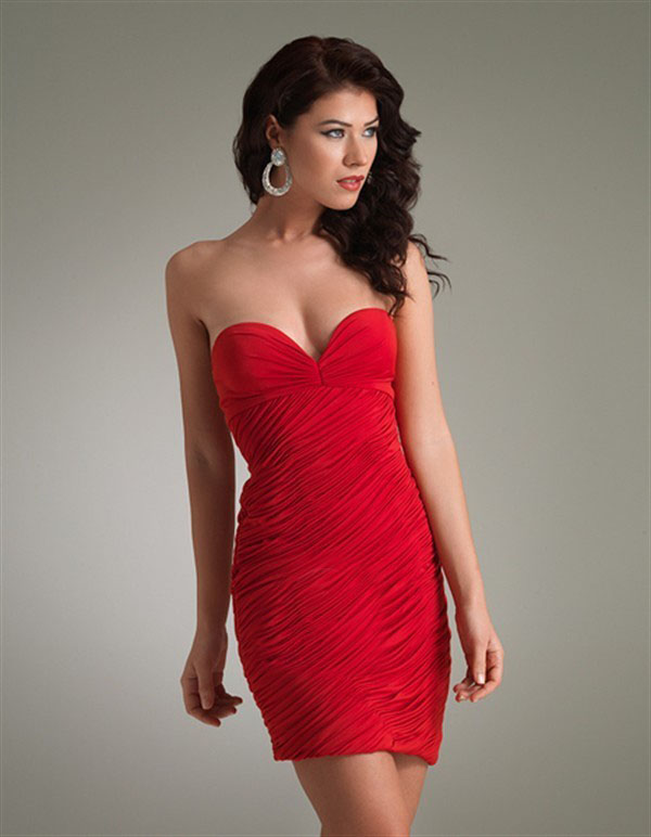 red-cocktail-dresses-for-women