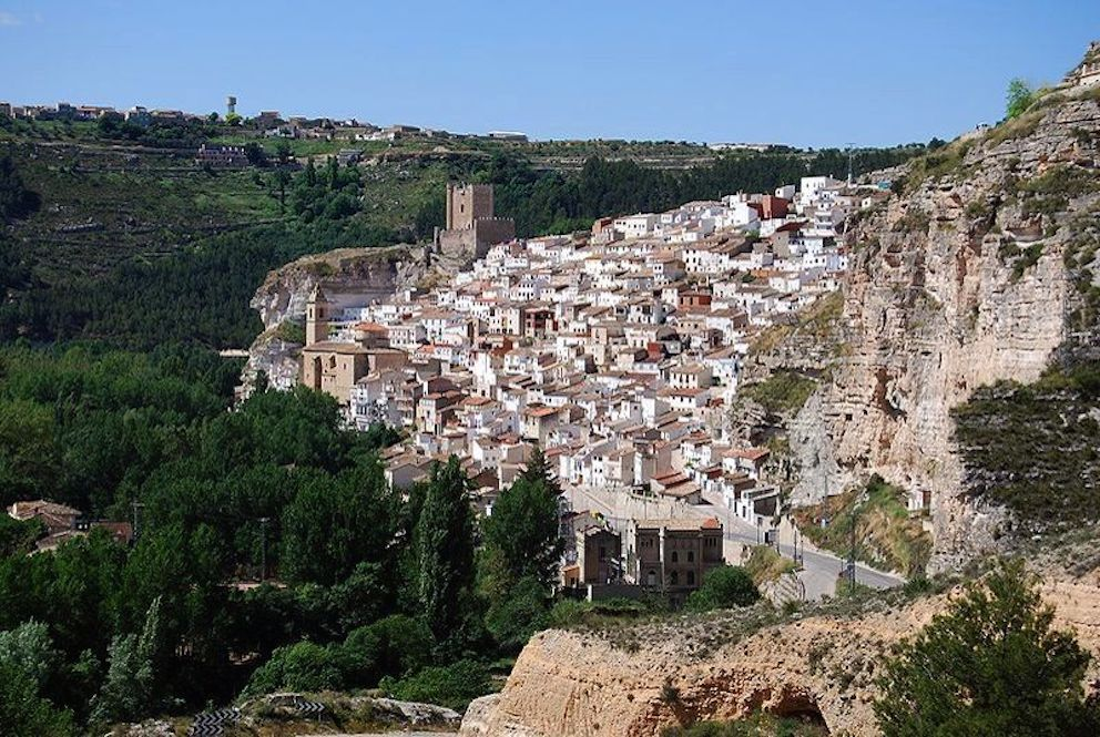 Alcalá del Júcar, Castilla La mancha