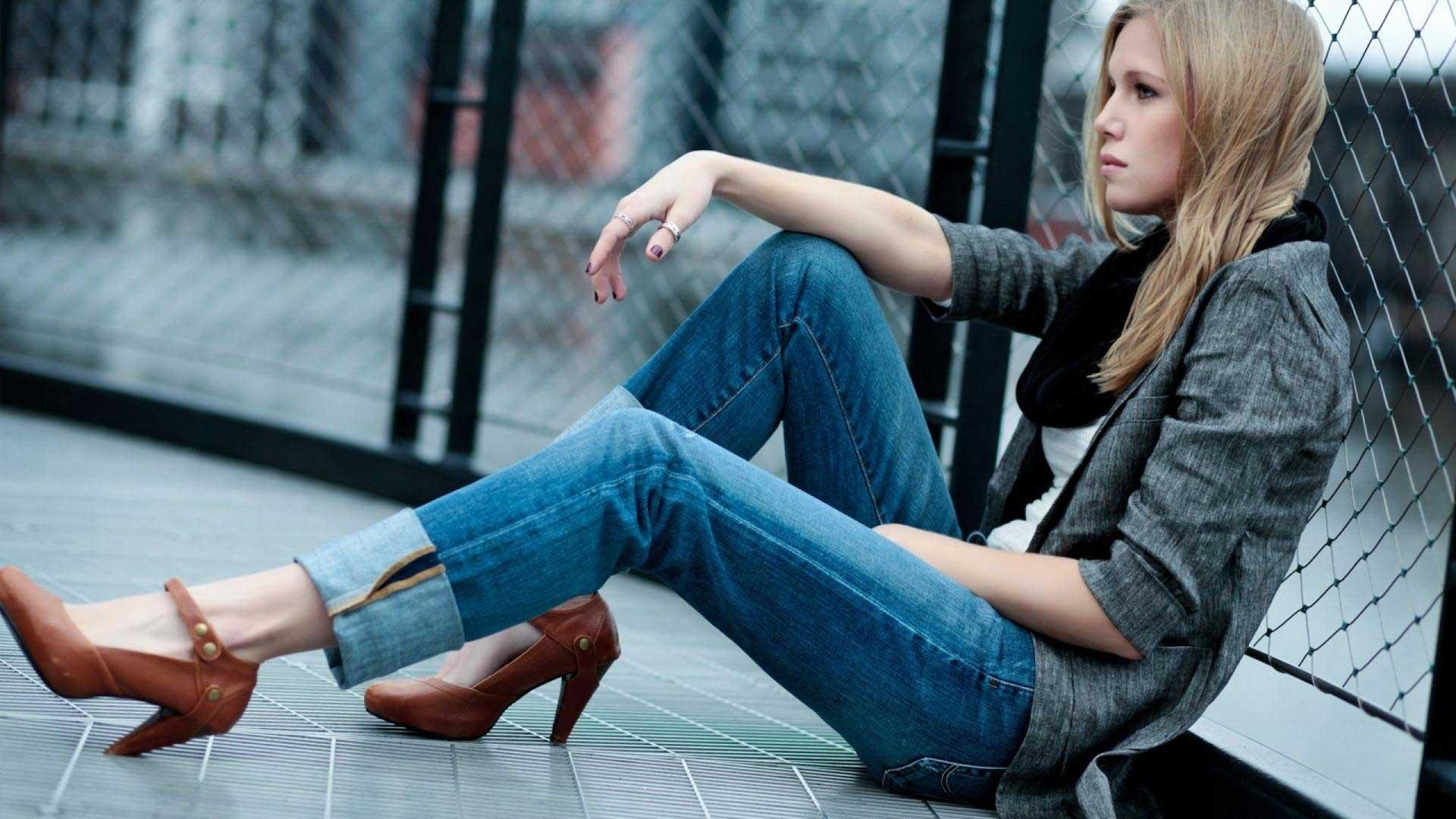 Combinaciones En Jeans Archives Mujer Chic