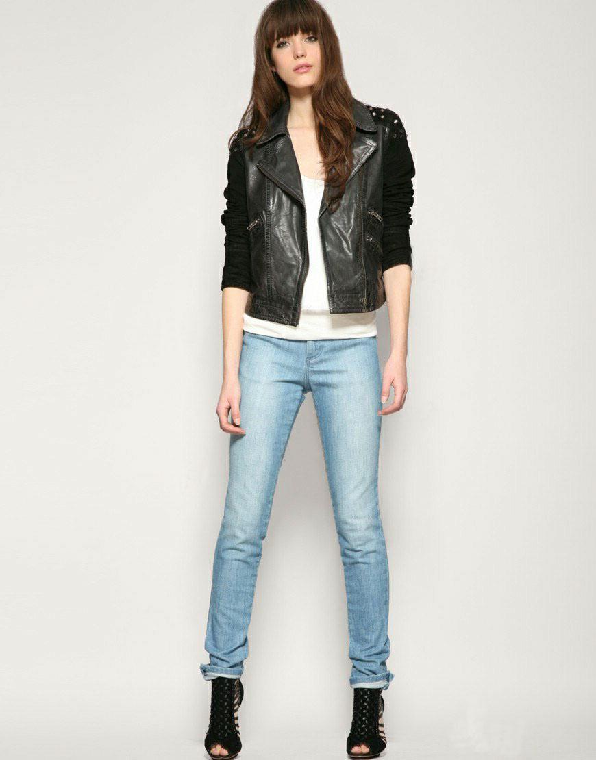 women fashion jeans-Fashion-Leisure-Women-Skinny-Jeans-JBW0088-