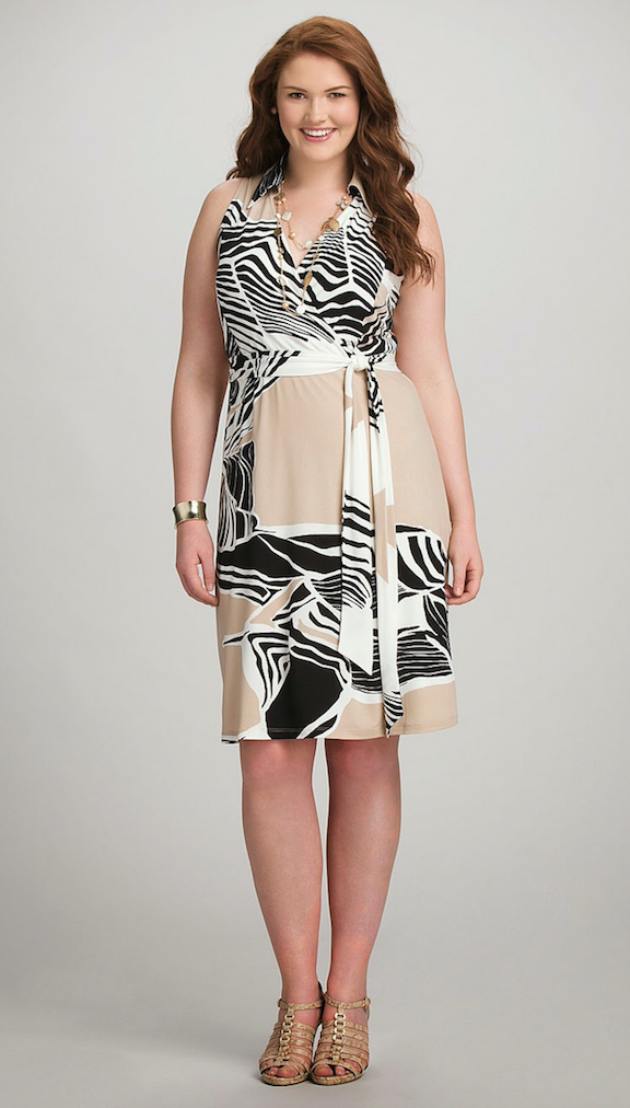 vestidos talla grande-6