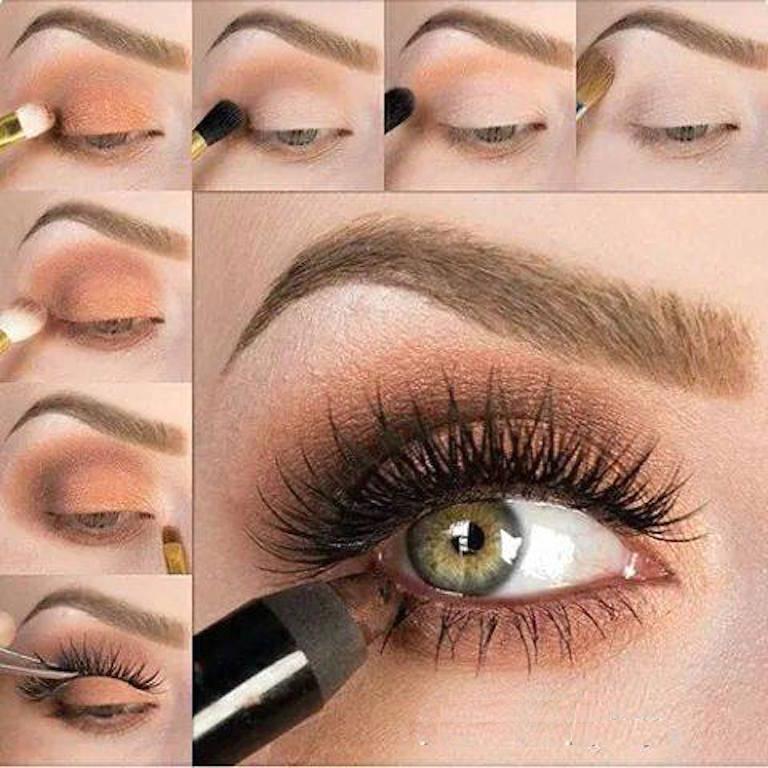 make up - dorado