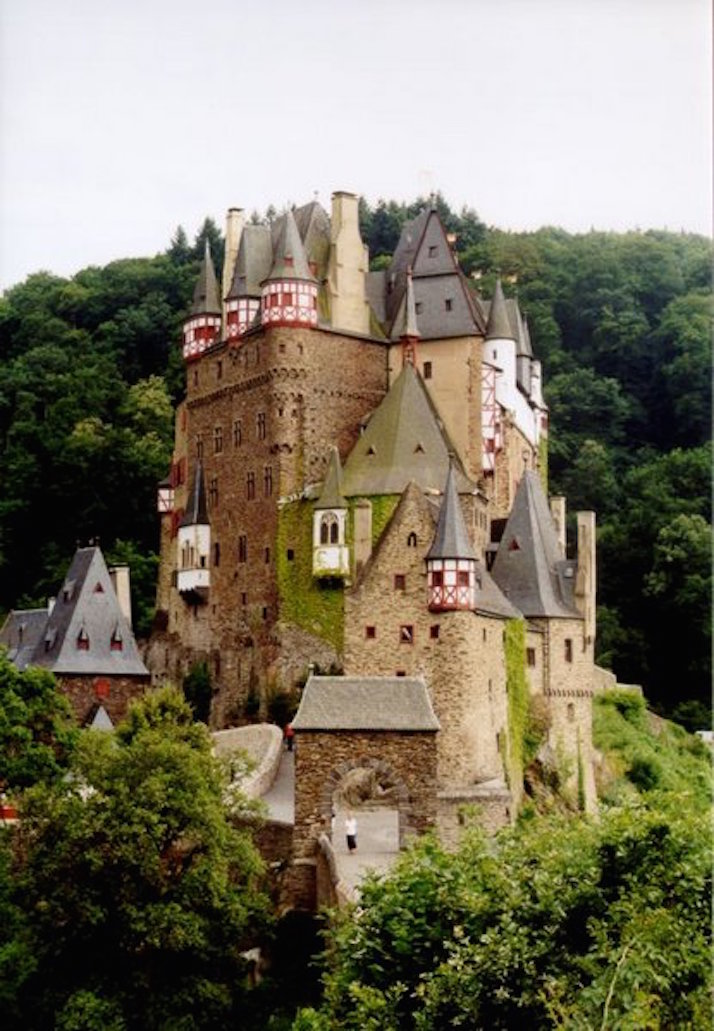 chateau fort, francia