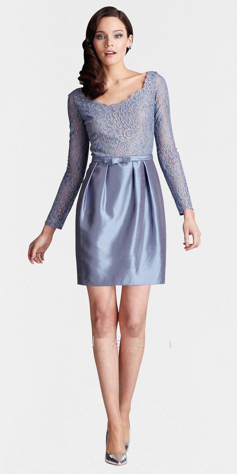 long_sleeved_lace_illusion_taffeta_skirt_cocktail_dresses_by_lm_collection_1