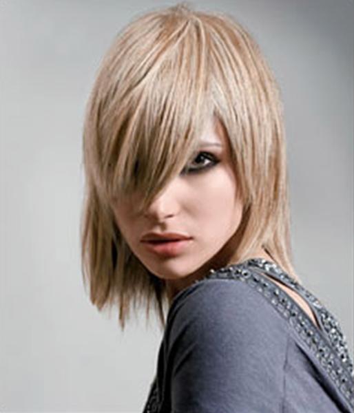 cortes de pelo medio mujer