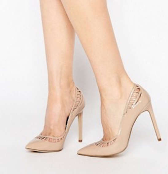 zapatos de oficina