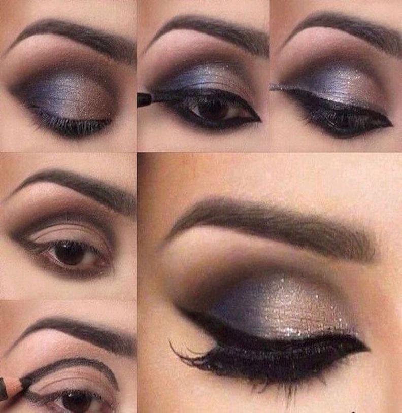 maquillaje sombra gris-6