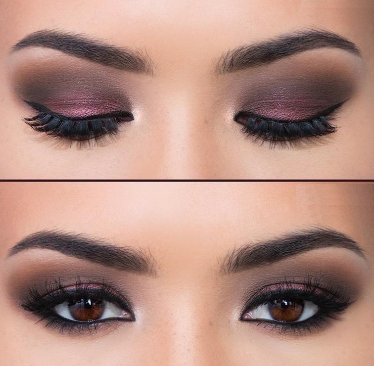 maquillaje somokey eye