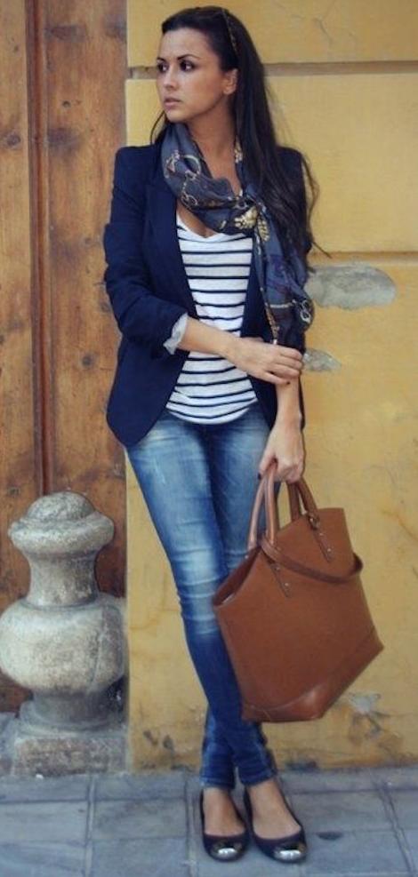 Ropa de otono - jeans