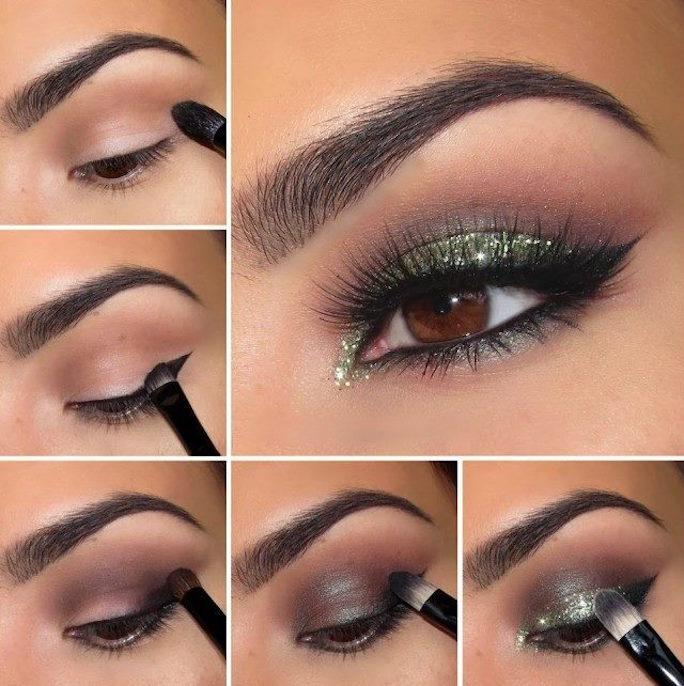 tutorial de maquillaje de noche