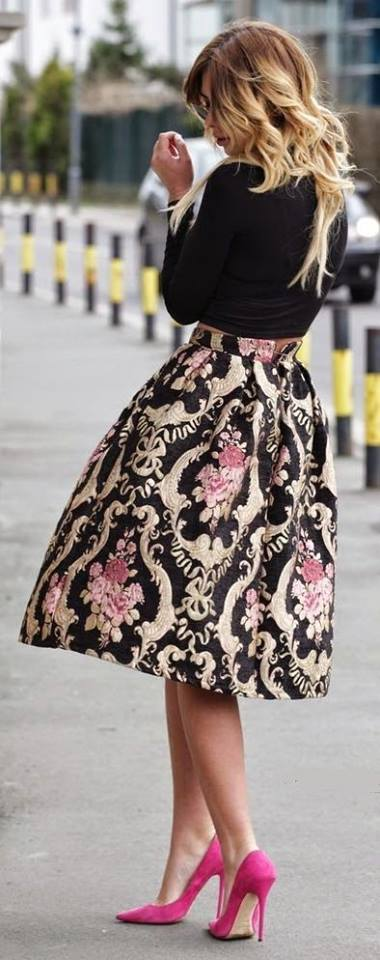falda anchan