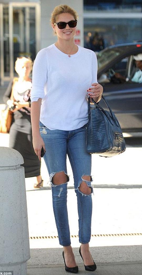 jeans - kkk