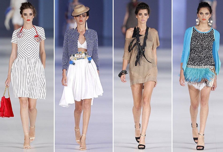 ropa Barcelona mujer