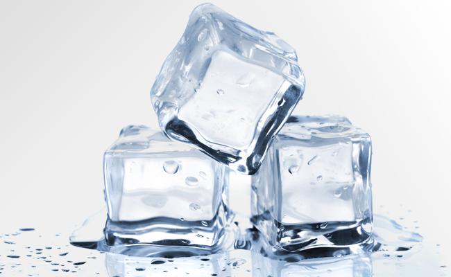 terapia con hielo