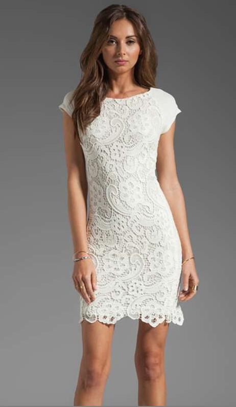 vestido de cocotel