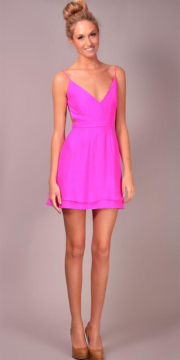 Vestidos cortos de noche para lucir estupenda - Mujer Chic