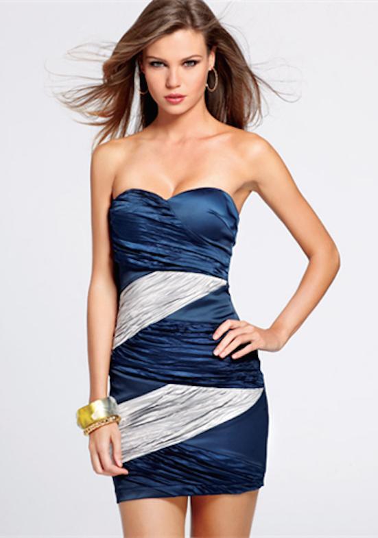 Vestidos para fiesta de gala 2015 cortos