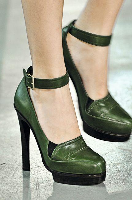 zapatos verdes-d