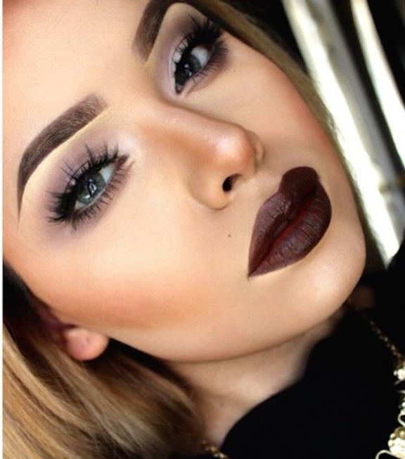 maquillaje de noche-1