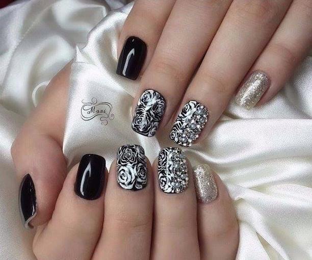 uñas decoradas-