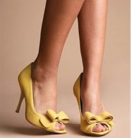 zapatos amarillos-m
