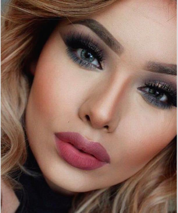 maquillaje neutro