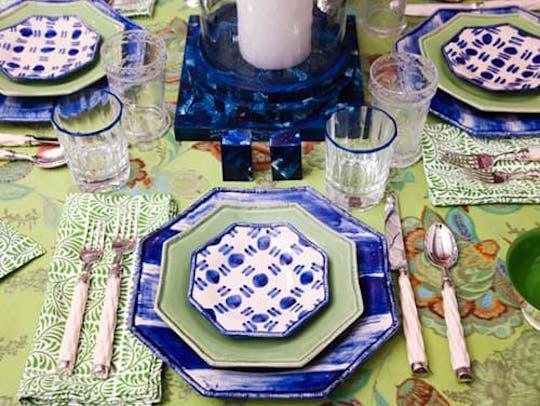poner una mesa formal