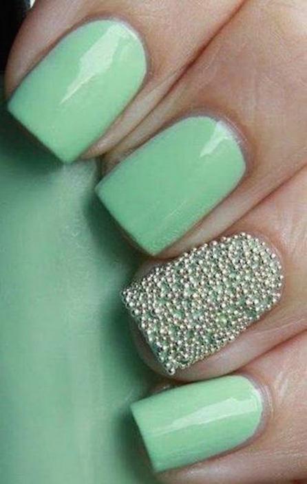 Con sencillos trucos hechos por ti misma, puedes tener unas uñas ...