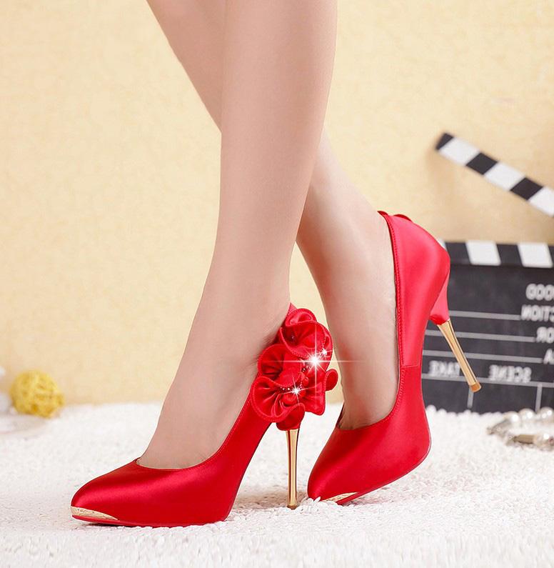 Toda Te Combinarlos Brillar Zapato Ocasión En Rojo Hará Como El qwHYAC