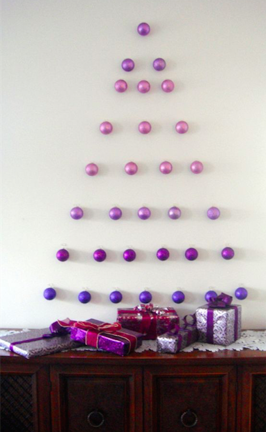 Decorar Pared Arbol ~ Ideas para decorar tu ?rbol de navidad  Decoraci?n