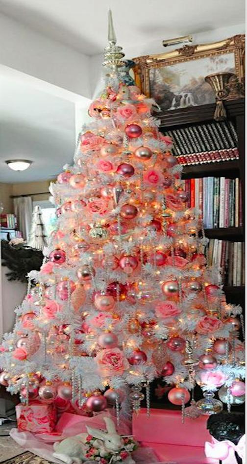 Decoraci n rbol de navidad archives mujer chic - Arboles navidad decoracion ...