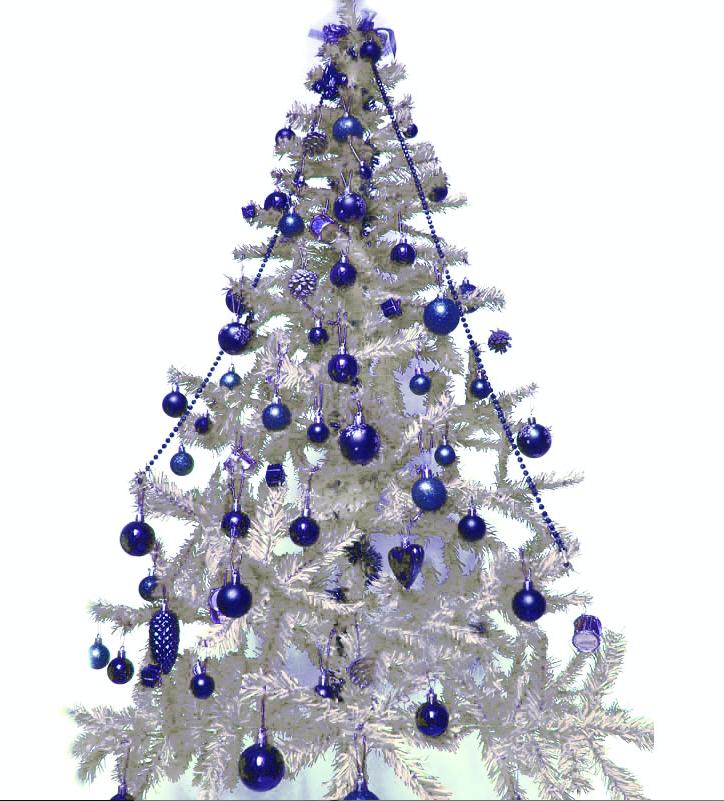 Navidad archives mujer chic - Arbol de navidad en blanco ...