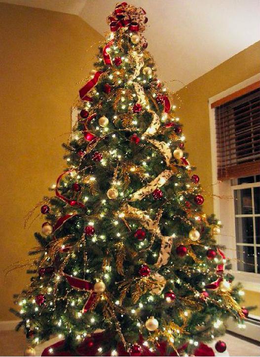 El rbol de navidad cat licos firmes en su fe - Arbol de navidad adornos ...