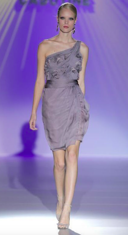 vestidos cortos elegantes Archives - Mujer Chic