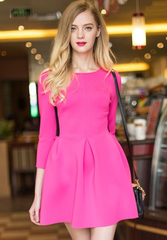 25 Haute Little Pink Dresses #LPD - Style Estate = http://tinyur