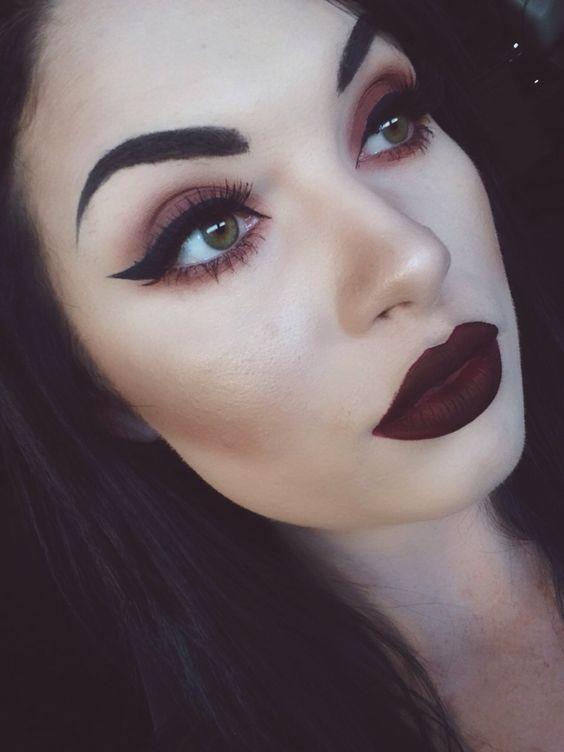 20 Looks De Maquillajes Para Verte Fabulosa Mujer Chic