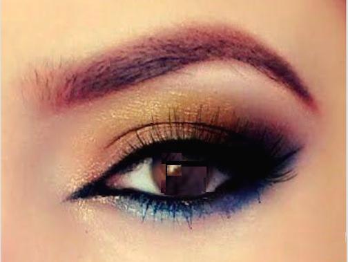 26 maquillaje de ojos diferentes para una mirada de