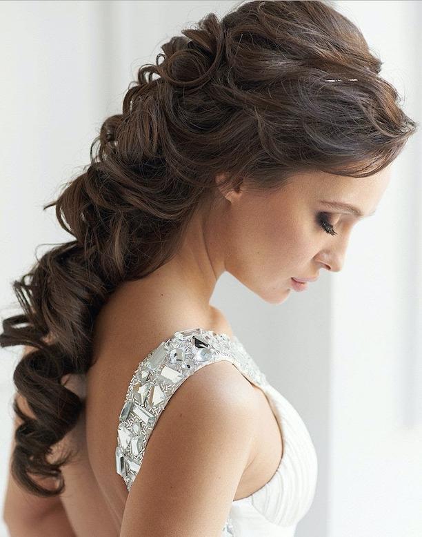 60 Peinados De Noche Que Te Haran Lucir Fabulosa Mujer Chic