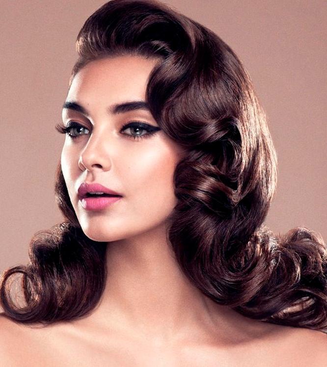 Peinados retro 60