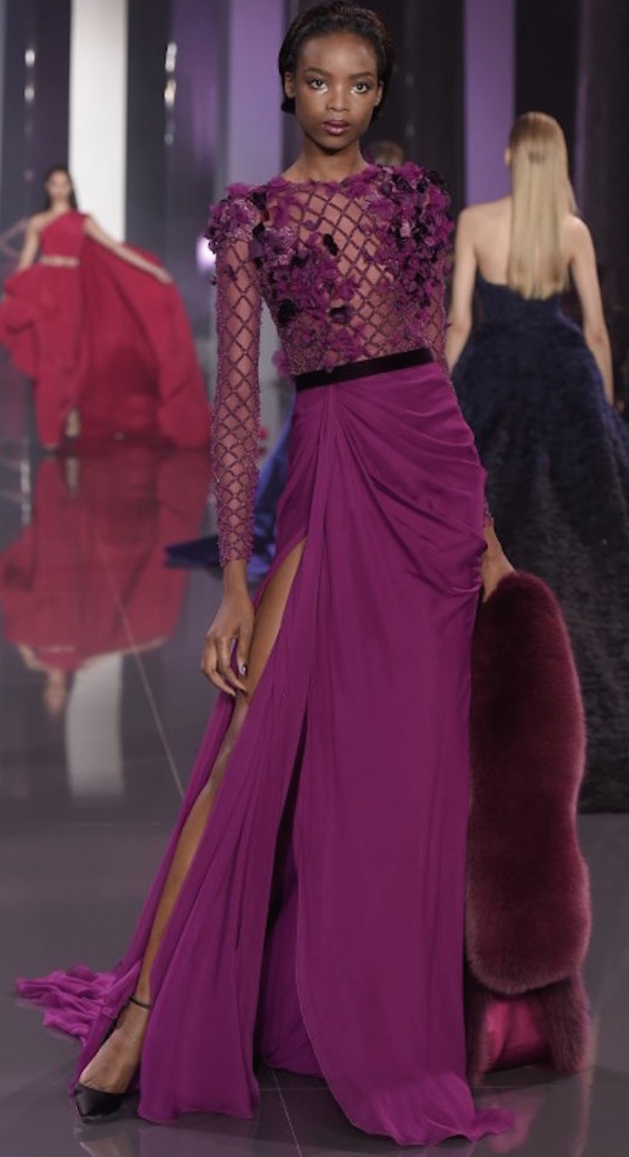 Vestidos de noche Archives - Mujer Chic