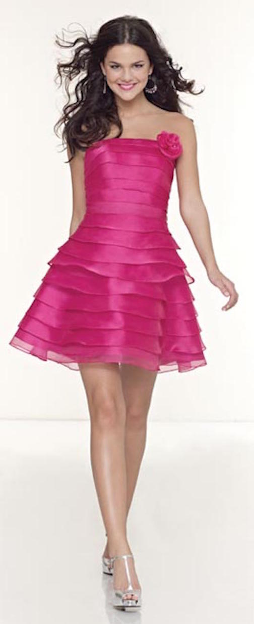 vestidos de coctel Archives - Mujer Chic