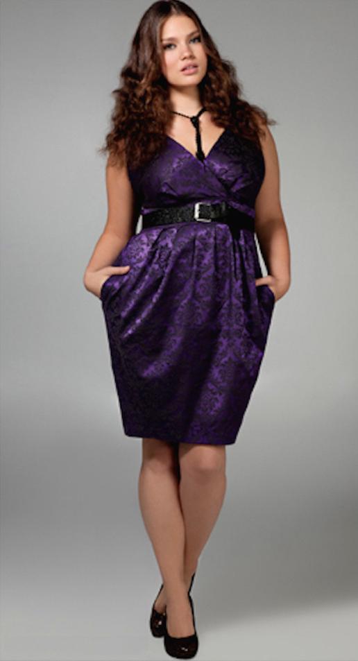 vestidos para personas con sobrepeso-8