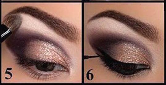 tutorial maquillaje ojos